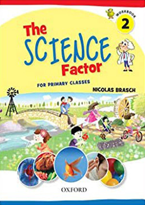 The Science Factor For Primary Classes, a book by Nicolas Brasch