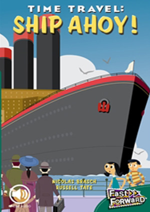 Time Travel: Ship Ahoy!, a book by Nicolas Brasch
